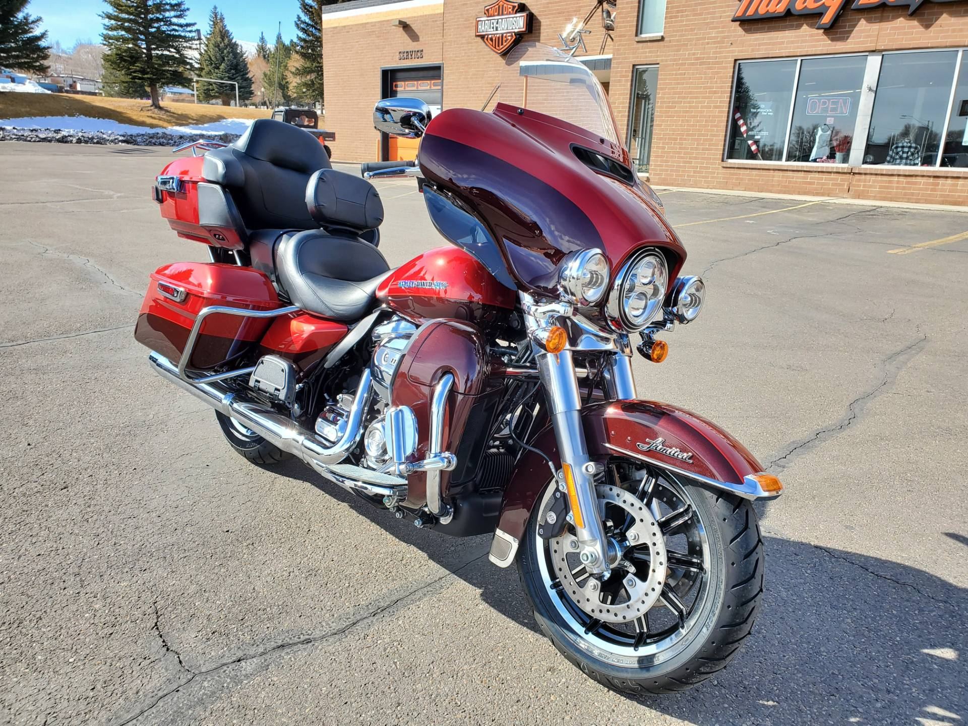2019 Harley-Davidson Ultra Limited in Green River, Wyoming - Photo 8