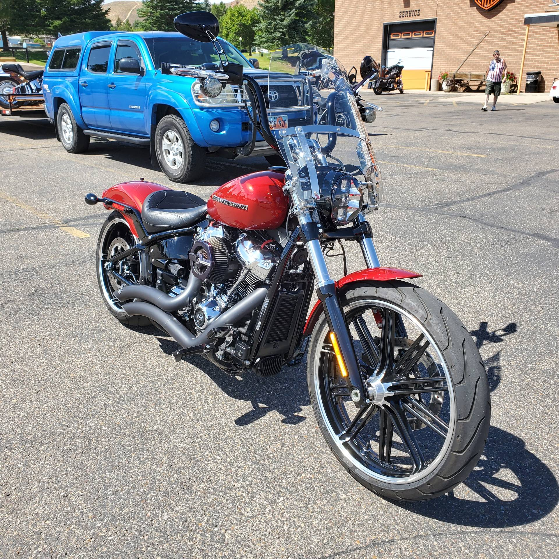 2019 Harley-Davidson Breakout® 114 in Green River, Wyoming - Photo 8