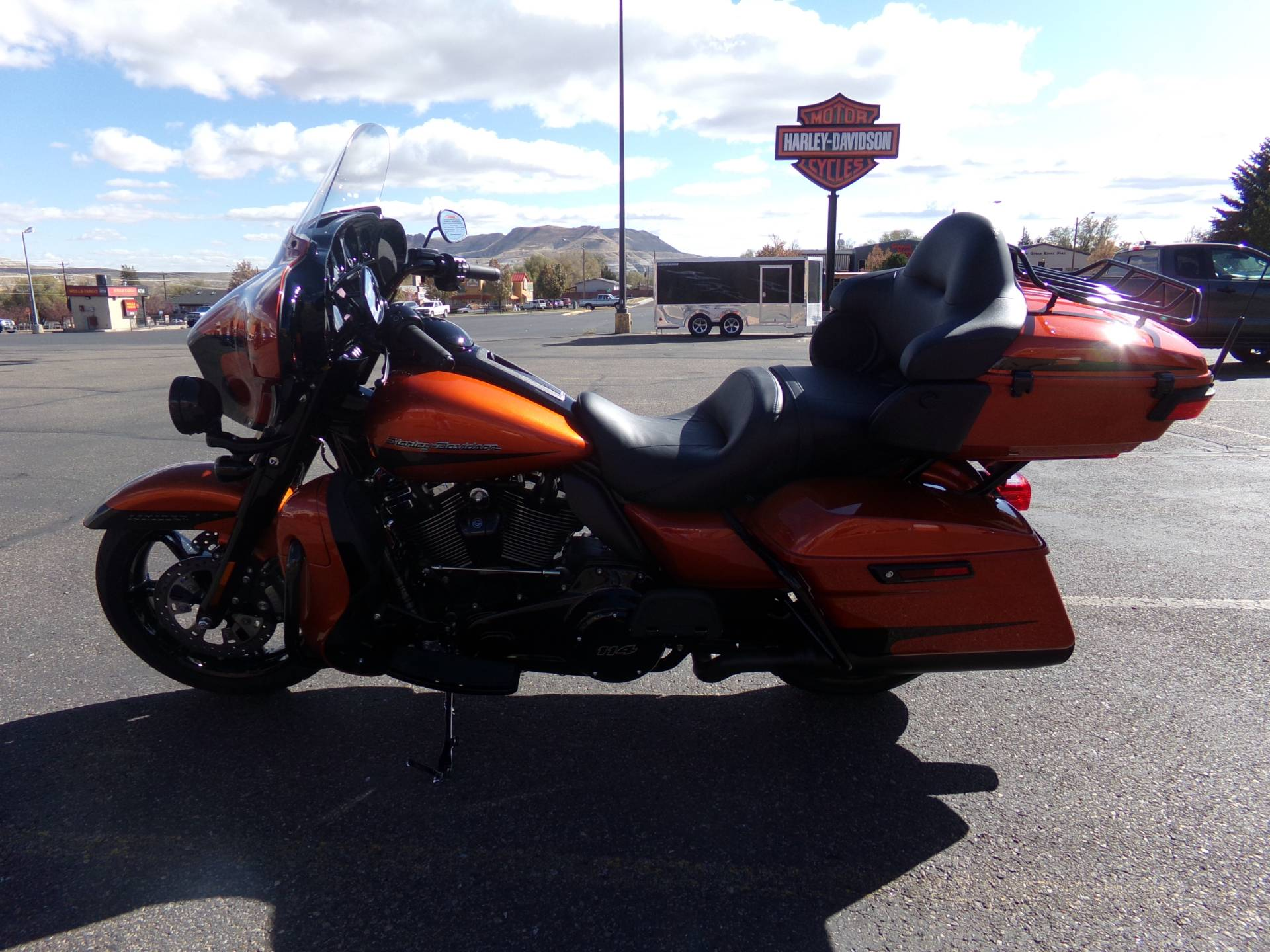 2020 Harley-Davidson Ultra Limited in Green River, Wyoming - Photo 6
