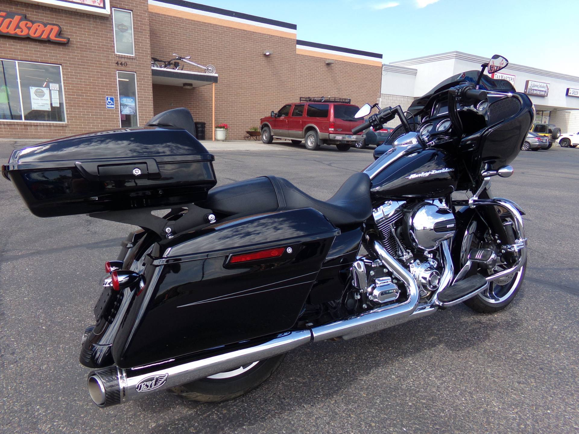 2016 Harley-Davidson Road Glide® Special in Green River, Wyoming - Photo 2
