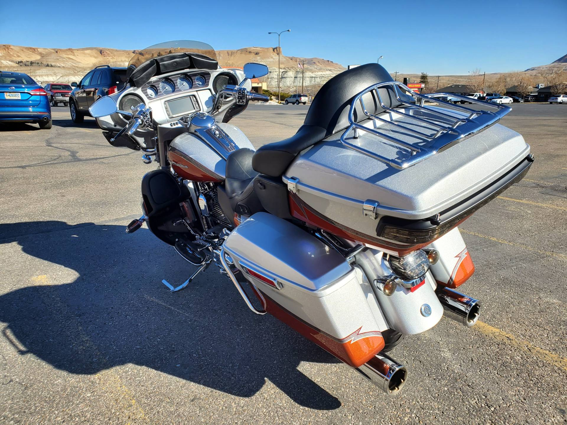 2014 Harley-Davidson CVO™ Limited in Green River, Wyoming - Photo 5
