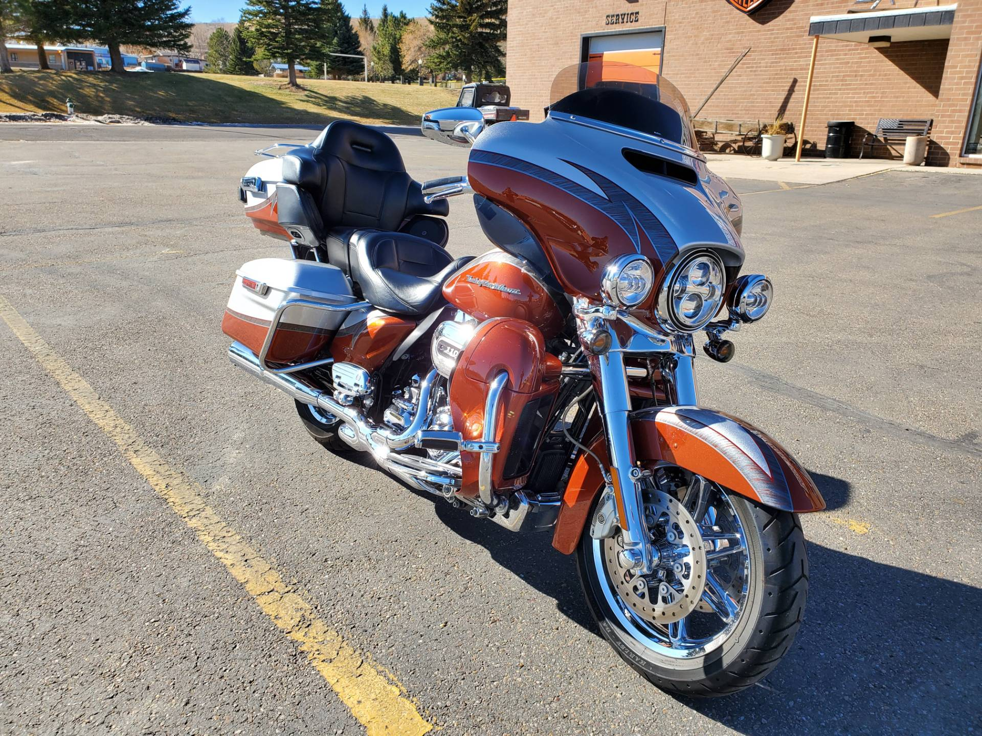 2014 Harley-Davidson CVO™ Limited in Green River, Wyoming - Photo 9