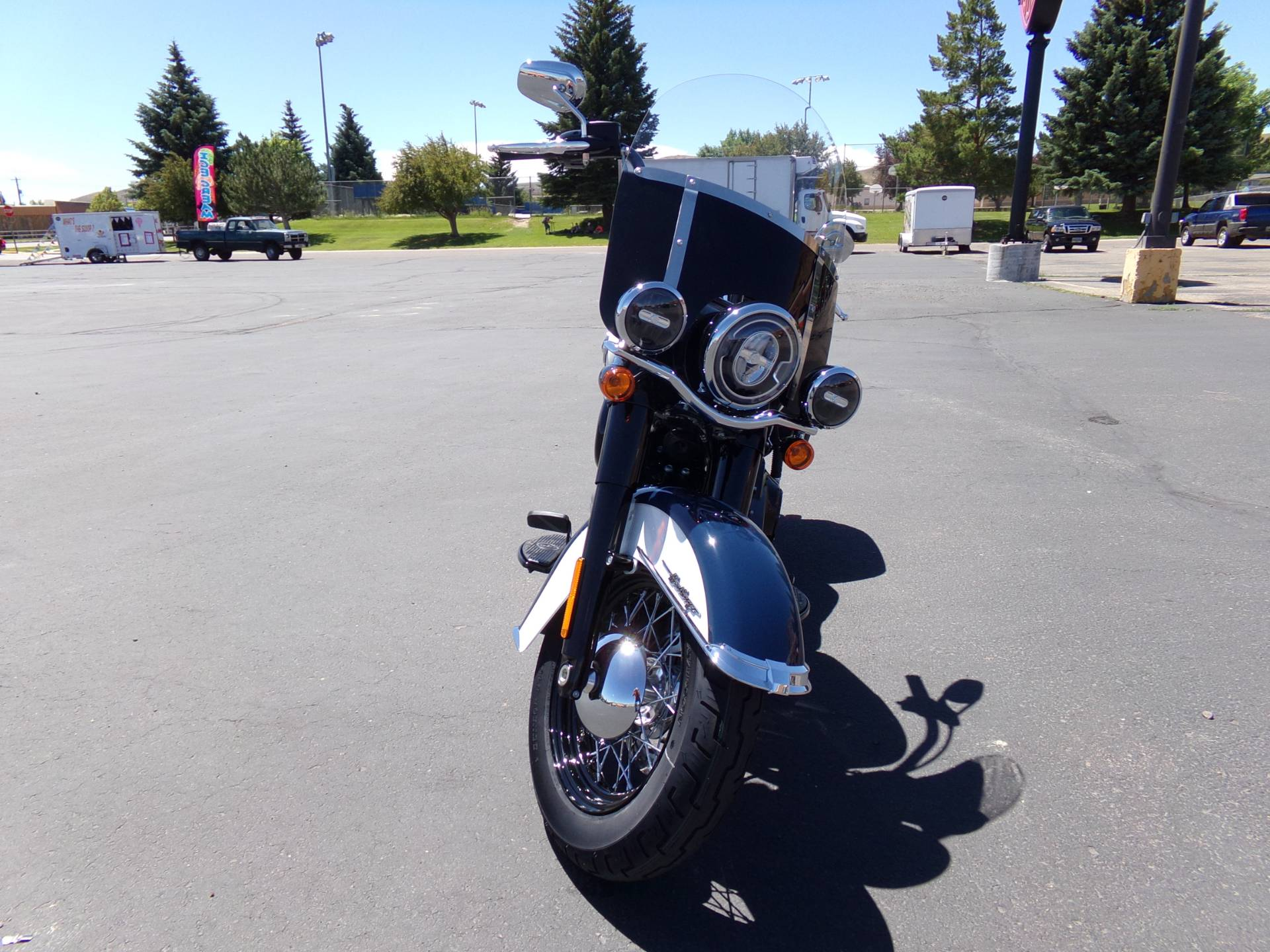 2019 Harley-Davidson Heritage Classic 107 in Green River, Wyoming - Photo 7