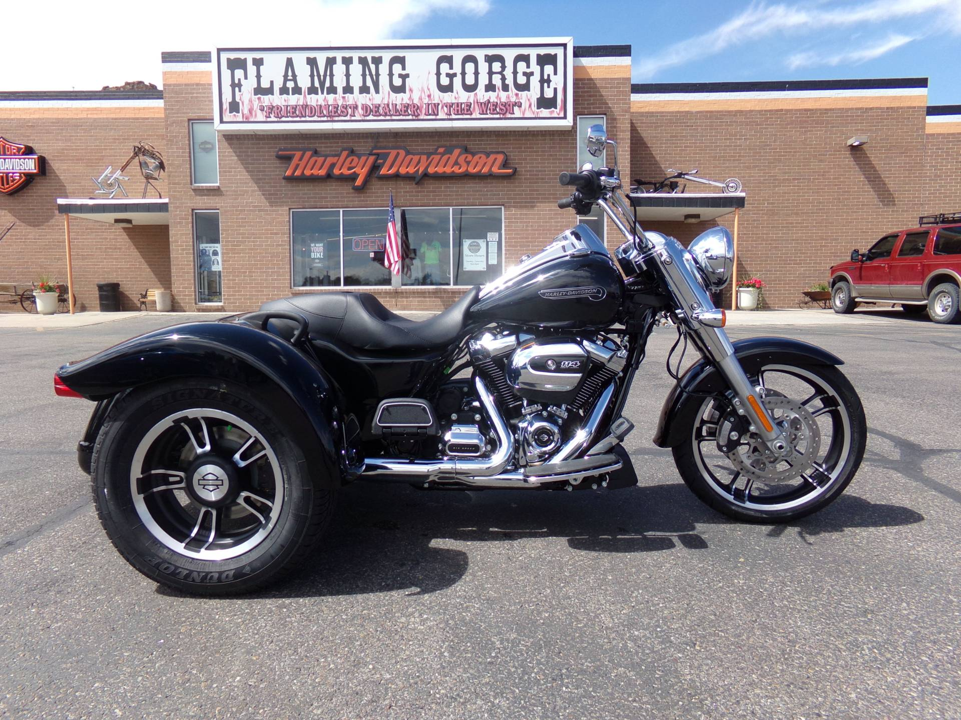 2019 Harley-Davidson Freewheeler® in Green River, Wyoming - Photo 1