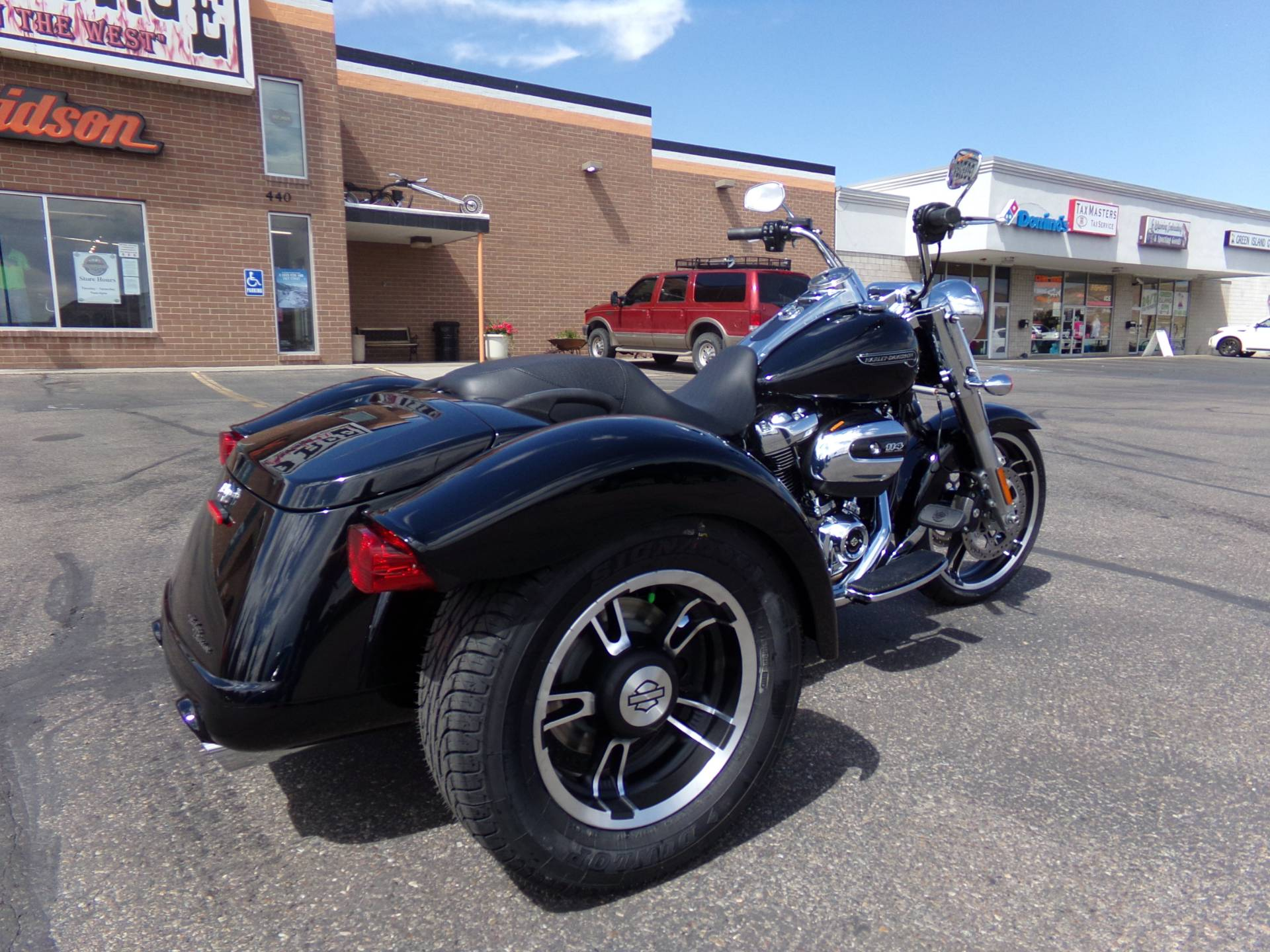 2019 Harley-Davidson Freewheeler® in Green River, Wyoming - Photo 2