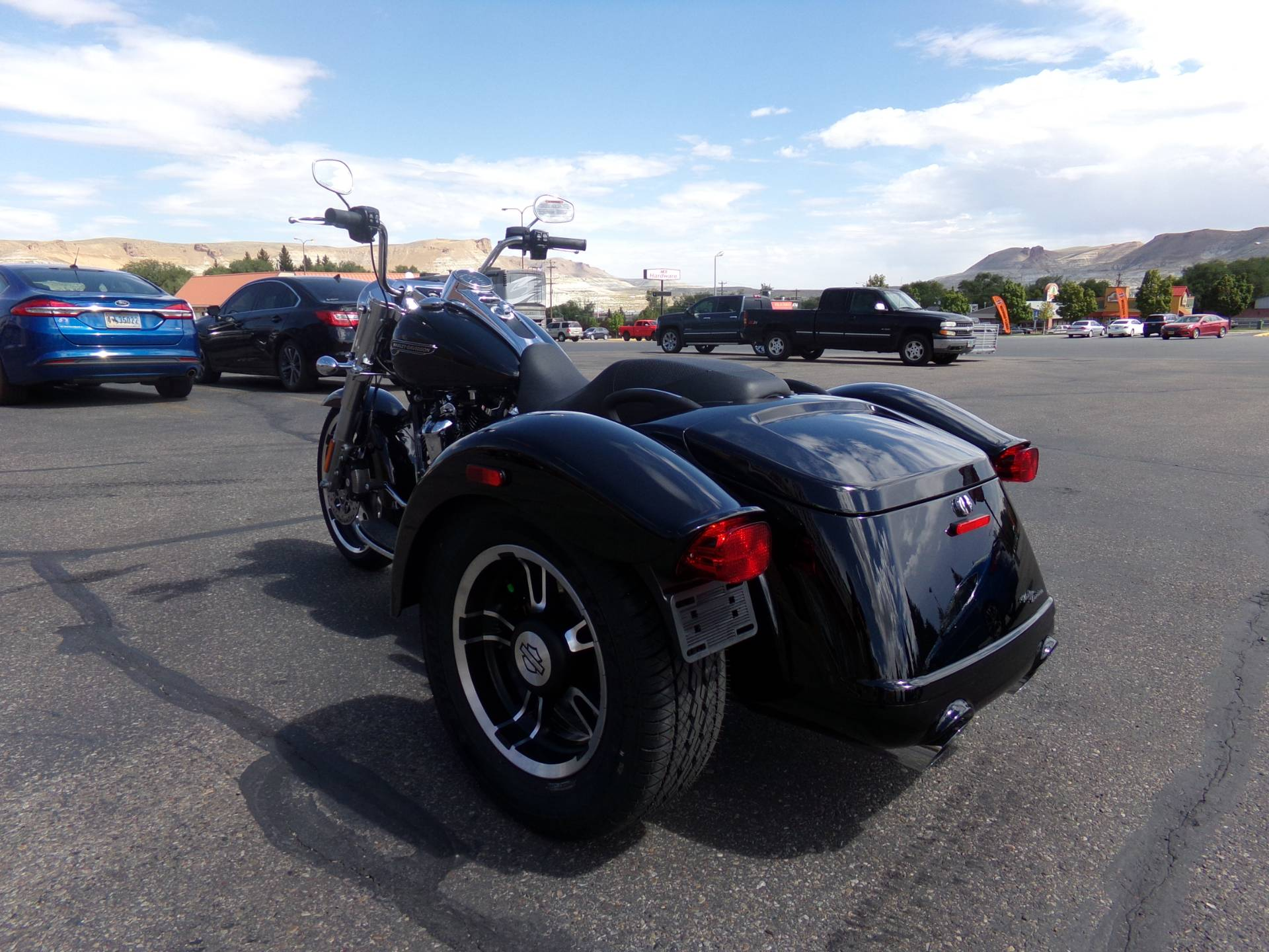 2019 Harley-Davidson Freewheeler® in Green River, Wyoming - Photo 4