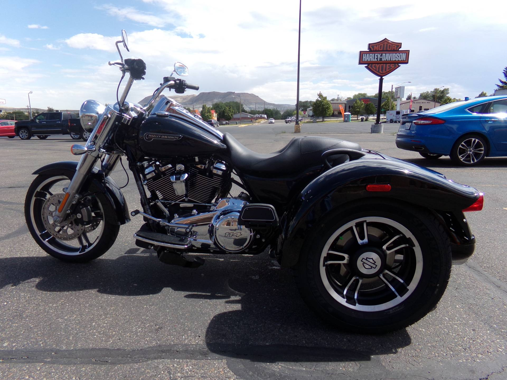 2019 Harley-Davidson Freewheeler® in Green River, Wyoming - Photo 5