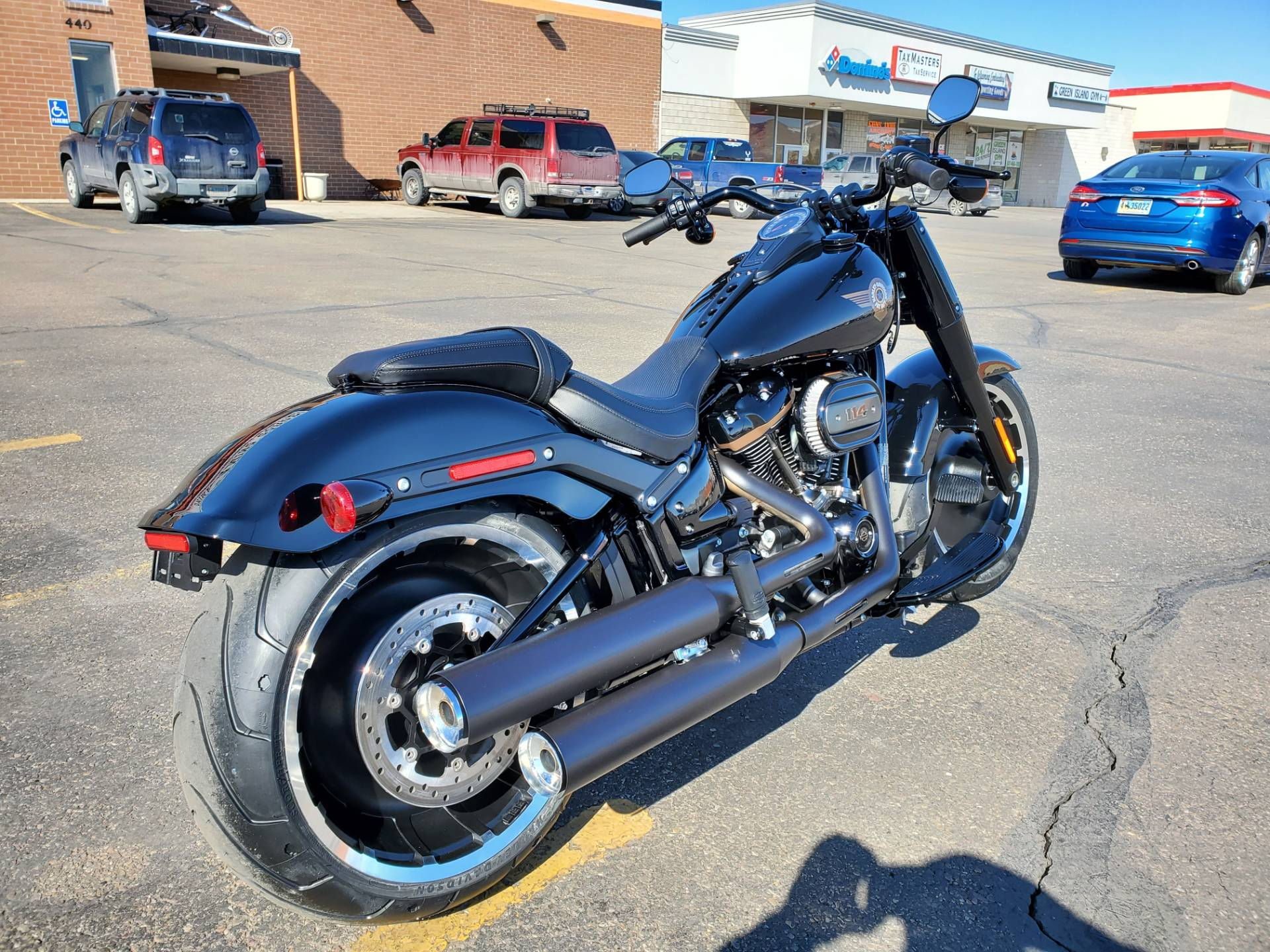 2020 Harley-Davidson Fat Boy® 114 30th Anniversary Limited Edition in Green River, Wyoming - Photo 2