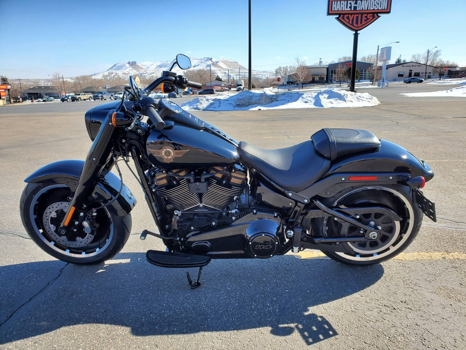 2020 Harley-Davidson Fat Boy® 114 30th Anniversary Limited Edition in Green River, Wyoming - Photo 5