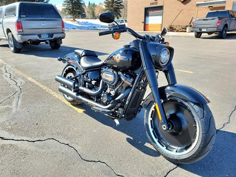 2020 Harley-Davidson Fat Boy® 114 30th Anniversary Limited Edition in Green River, Wyoming - Photo 8
