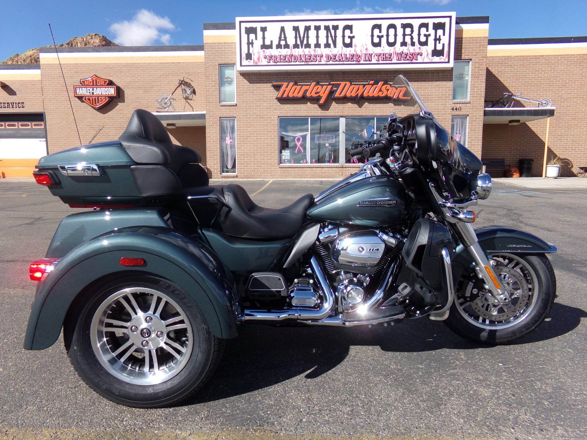 2020 Harley-Davidson Tri Glide® Ultra in Green River, Wyoming - Photo 2