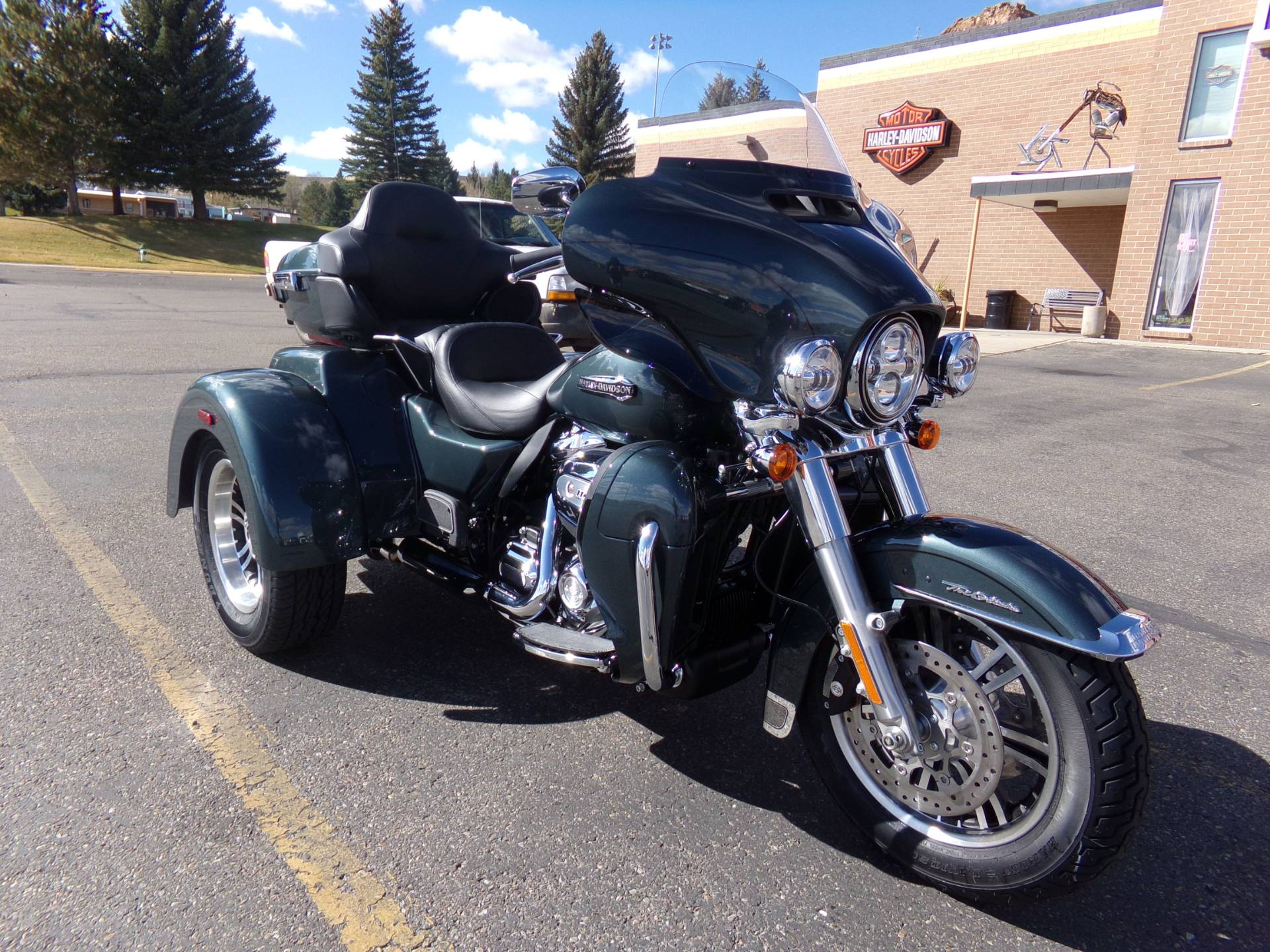 2020 Harley-Davidson Tri Glide® Ultra in Green River, Wyoming - Photo 9