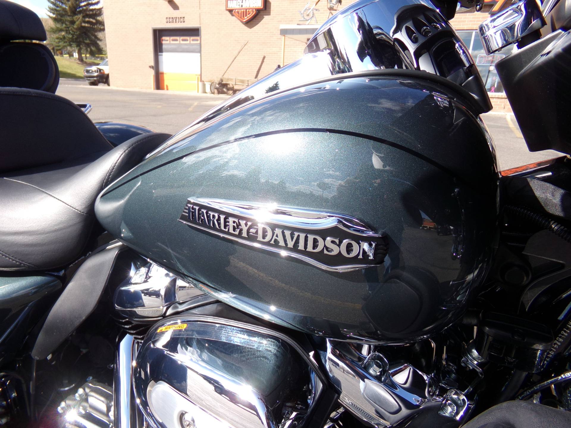 2020 Harley-Davidson Tri Glide® Ultra in Green River, Wyoming - Photo 1