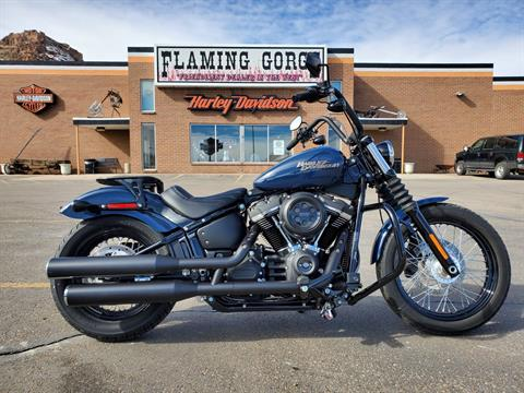 2019 Harley-Davidson Street Bob® in Green River, Wyoming - Photo 1
