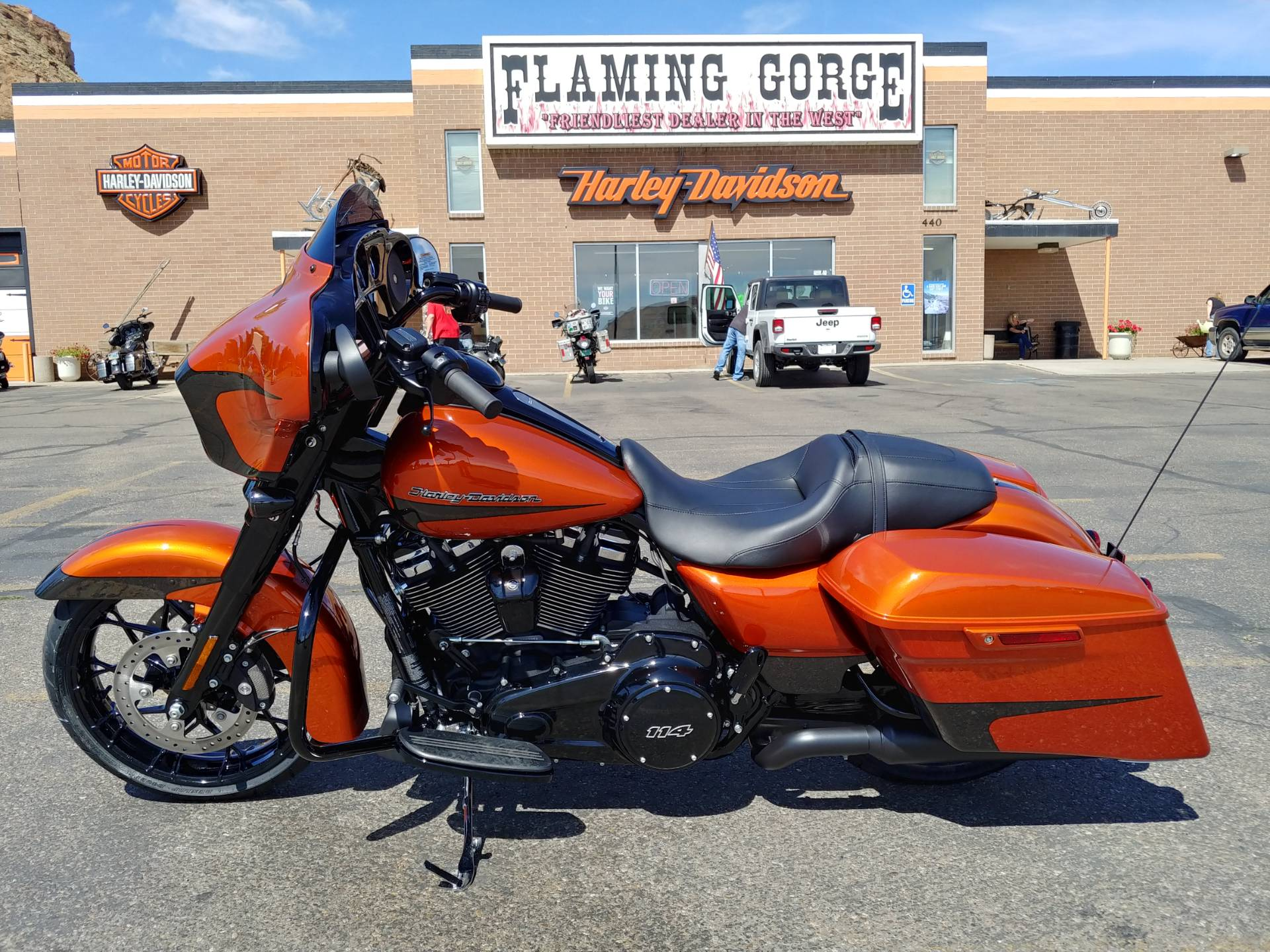 2020 Harley-Davidson Street Glide® Special in Green River, Wyoming - Photo 5