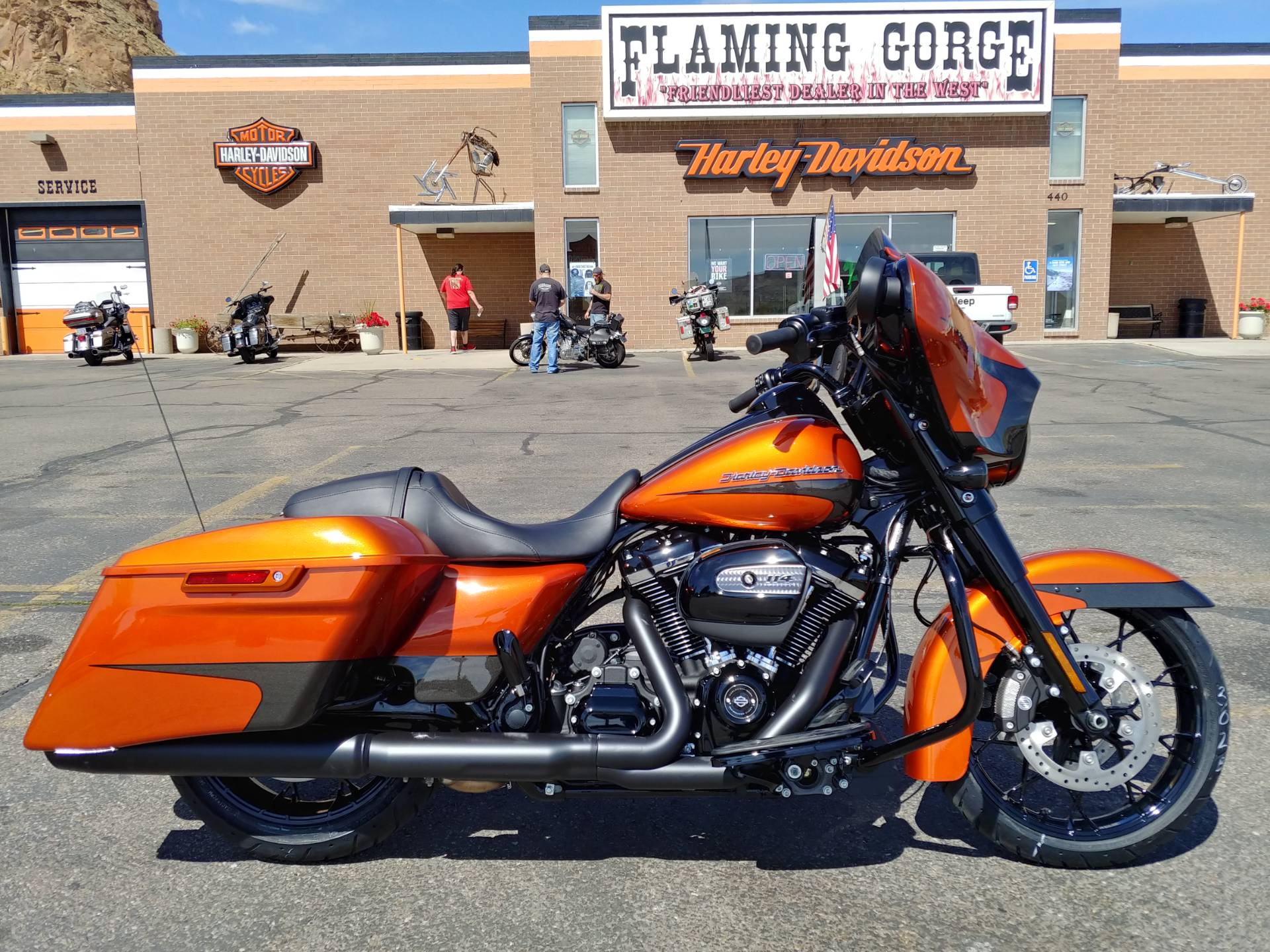 2020 Harley-Davidson Street Glide® Special in Green River, Wyoming - Photo 1