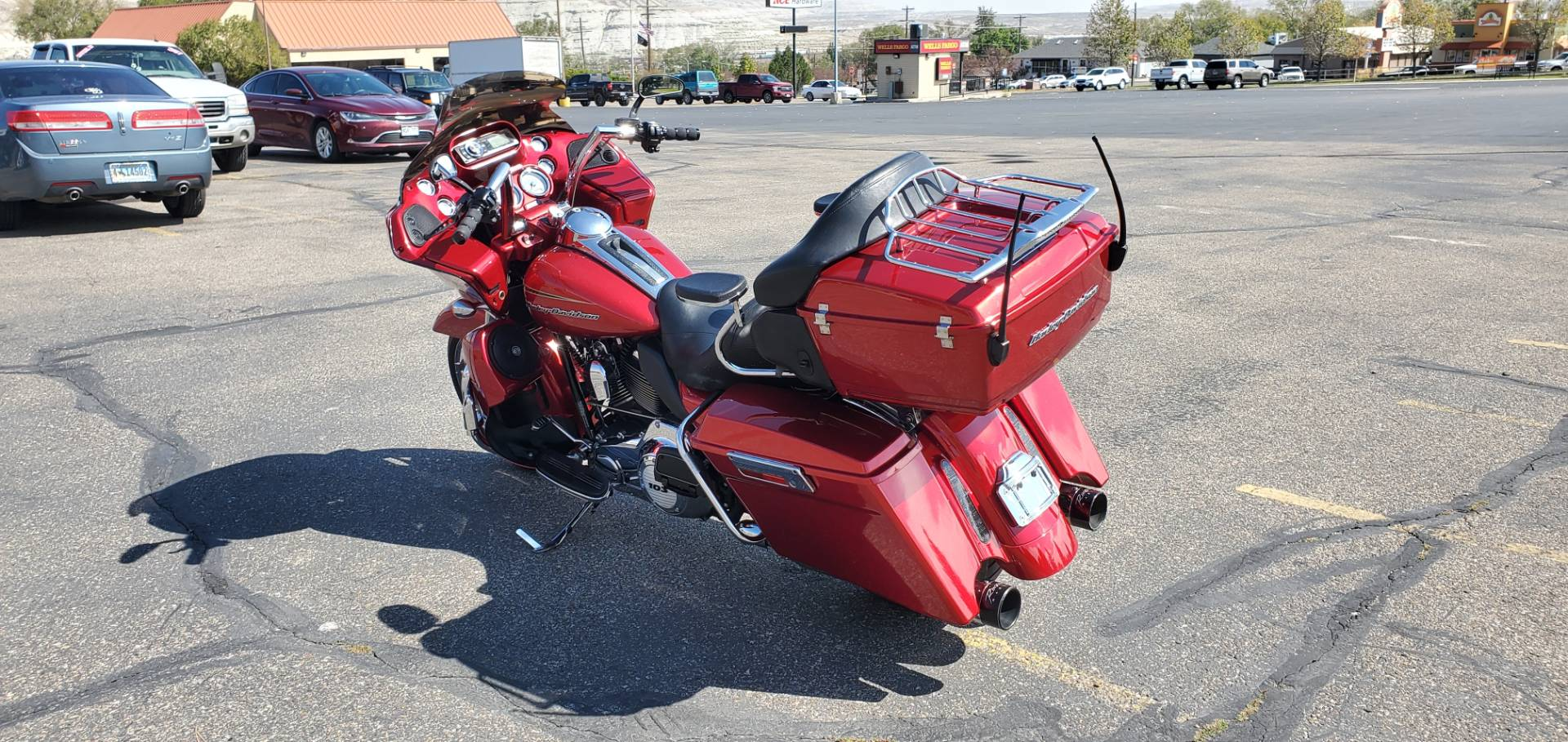 2013 Harley-Davidson Road Glide® Ultra in Green River, Wyoming - Photo 4