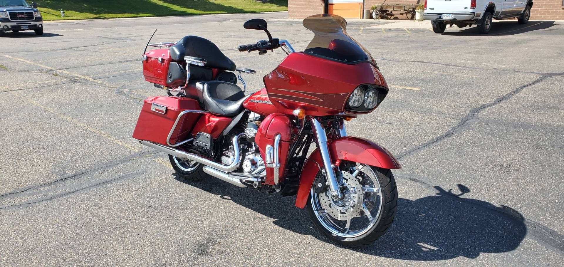 2013 Harley-Davidson Road Glide® Ultra in Green River, Wyoming - Photo 8