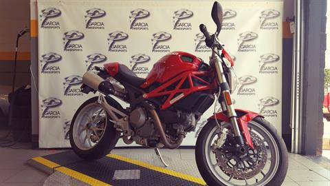 2009 Ducati Monster 1100 in Albuquerque, New Mexico