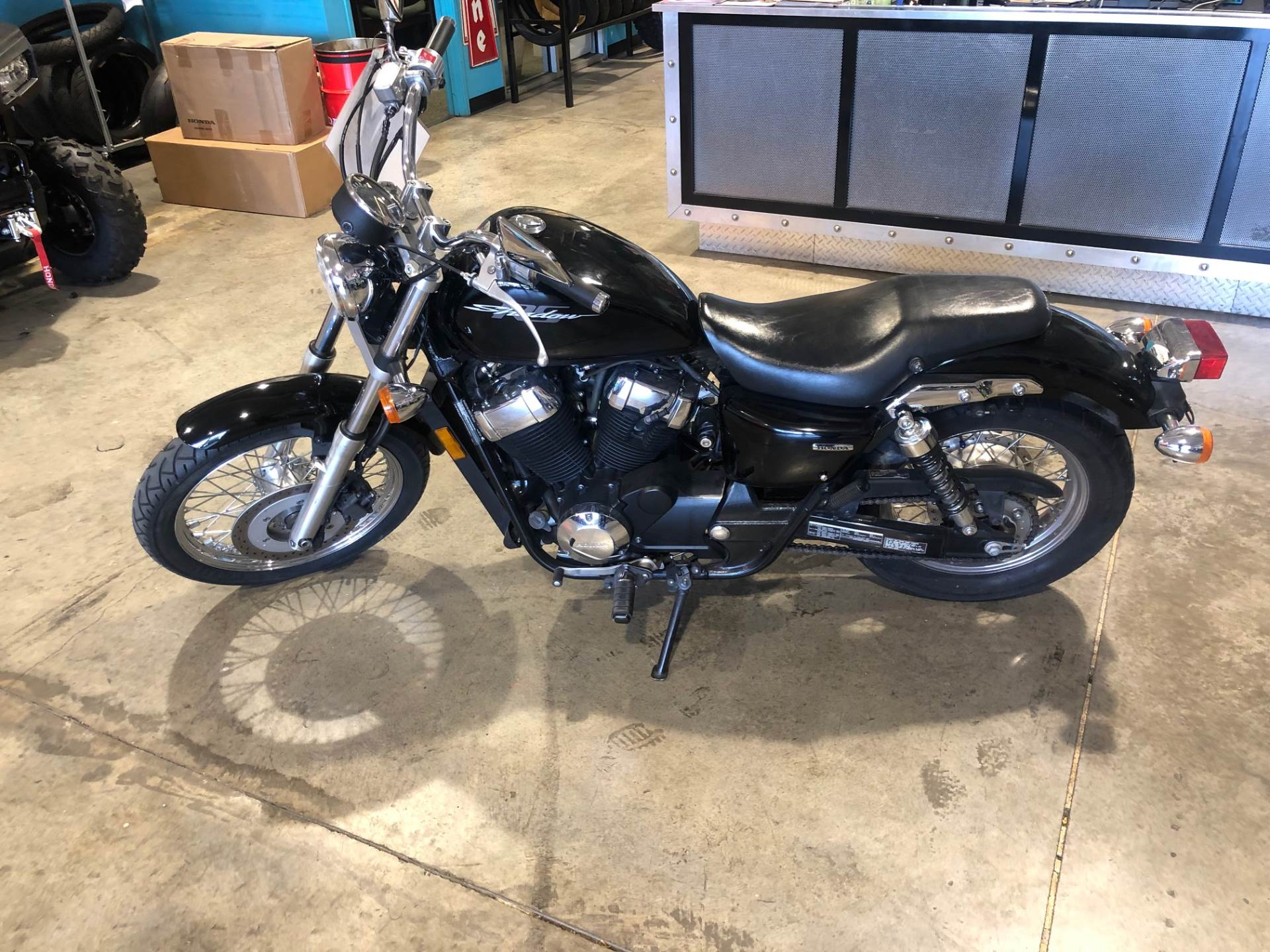 2013 Honda Shadow® RS in Albuquerque, New Mexico - Photo 5