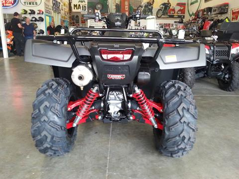 2017 Honda FourTrax Foreman Rubicon 4x4 DCT EPS Deluxe in Albuquerque, New Mexico