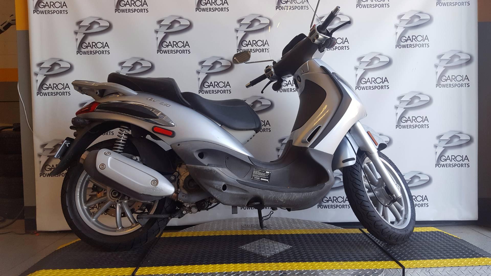 2007 piaggio bv 250 scooters albuquerque new mexico