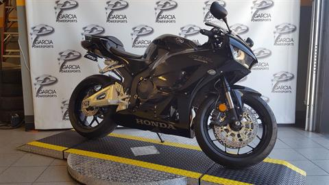2015 Honda CBR®600RR in Albuquerque, New Mexico