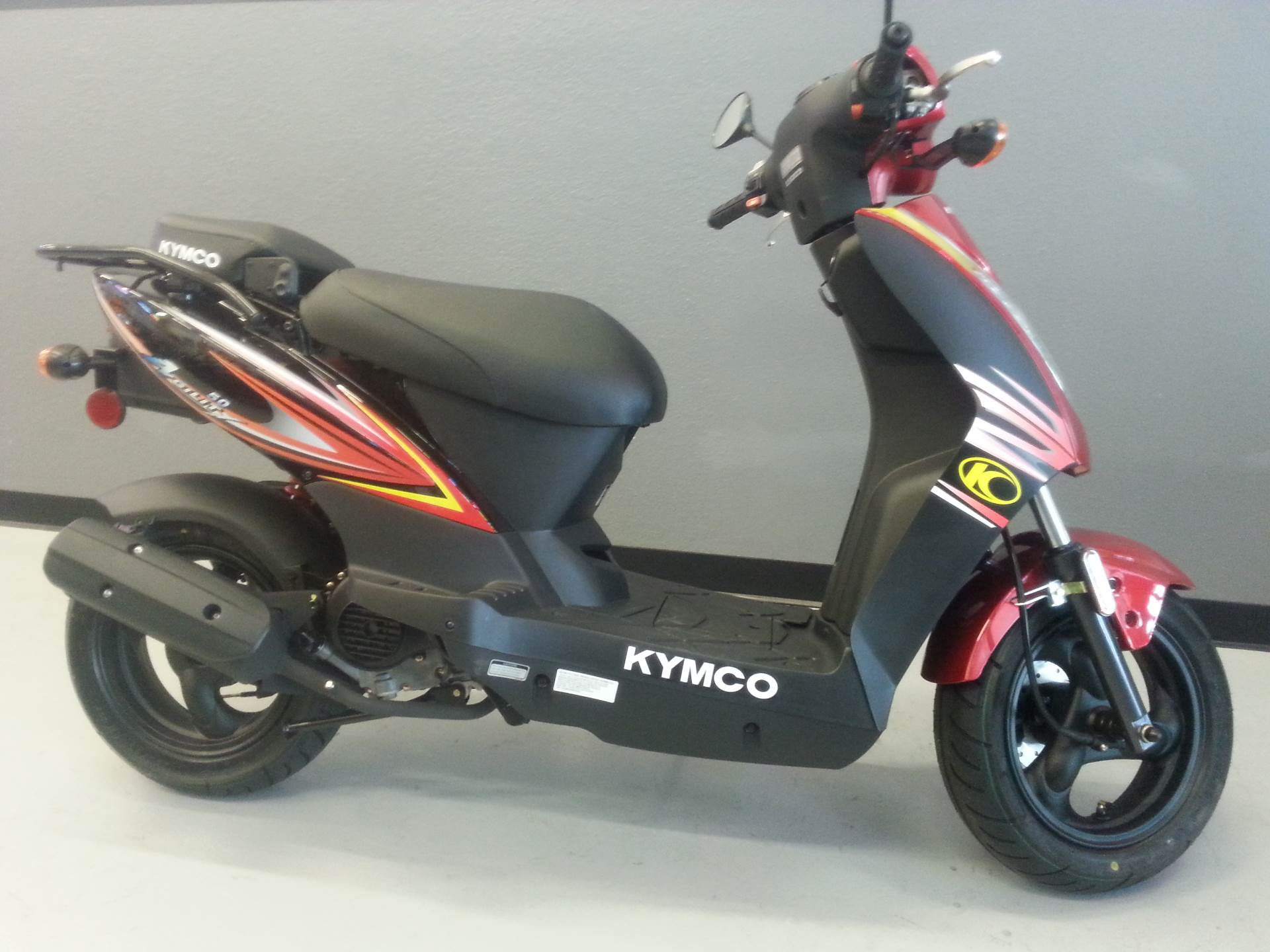 2017 Kymco Agility 50 in Albuquerque, New Mexico