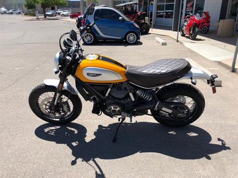 2016 Ducati Scrambler Classic in Albuquerque, New Mexico - Photo 5