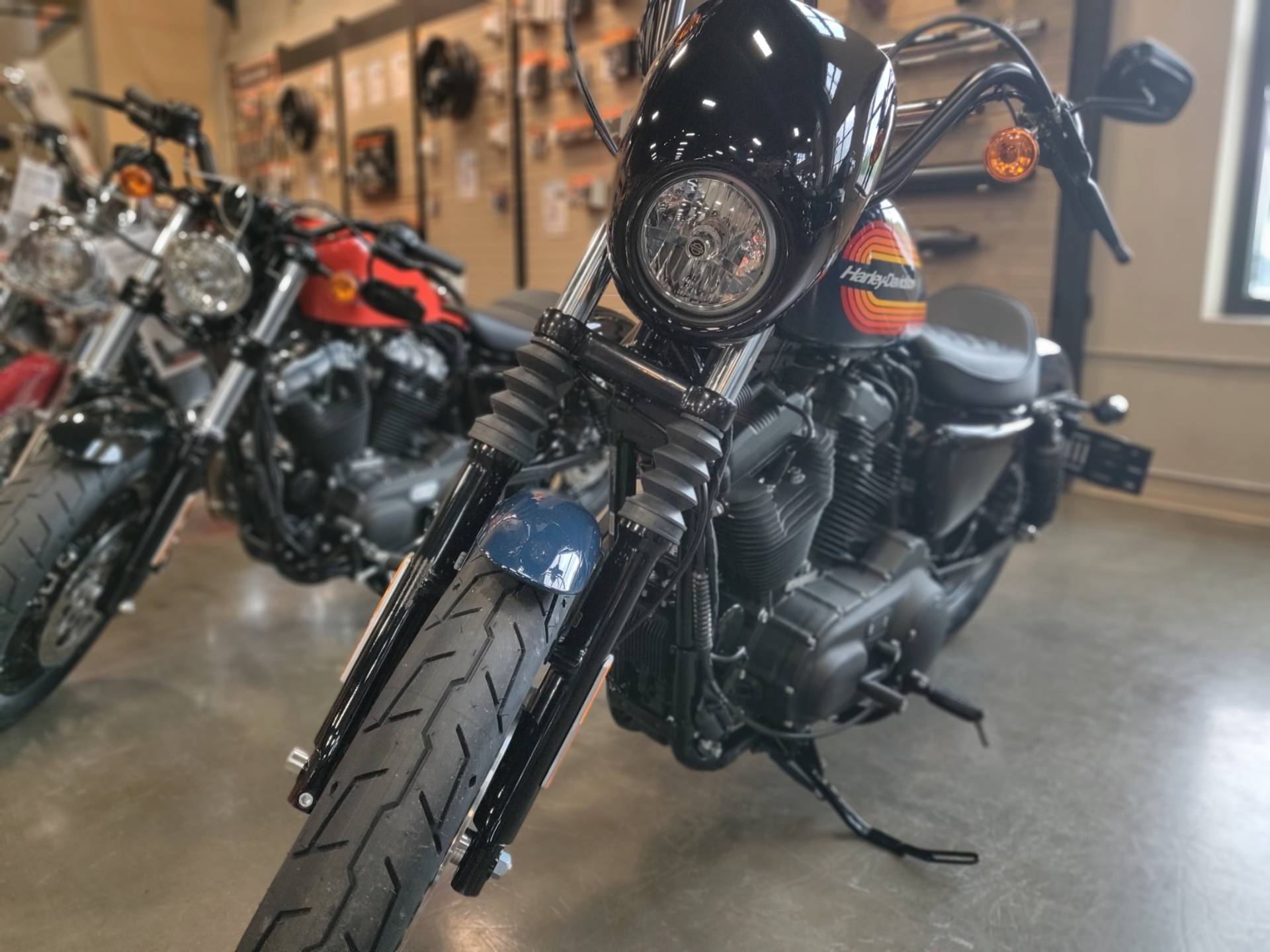 2020 Harley-Davidson Iron 1200™ in Faribault, Minnesota - Photo 5