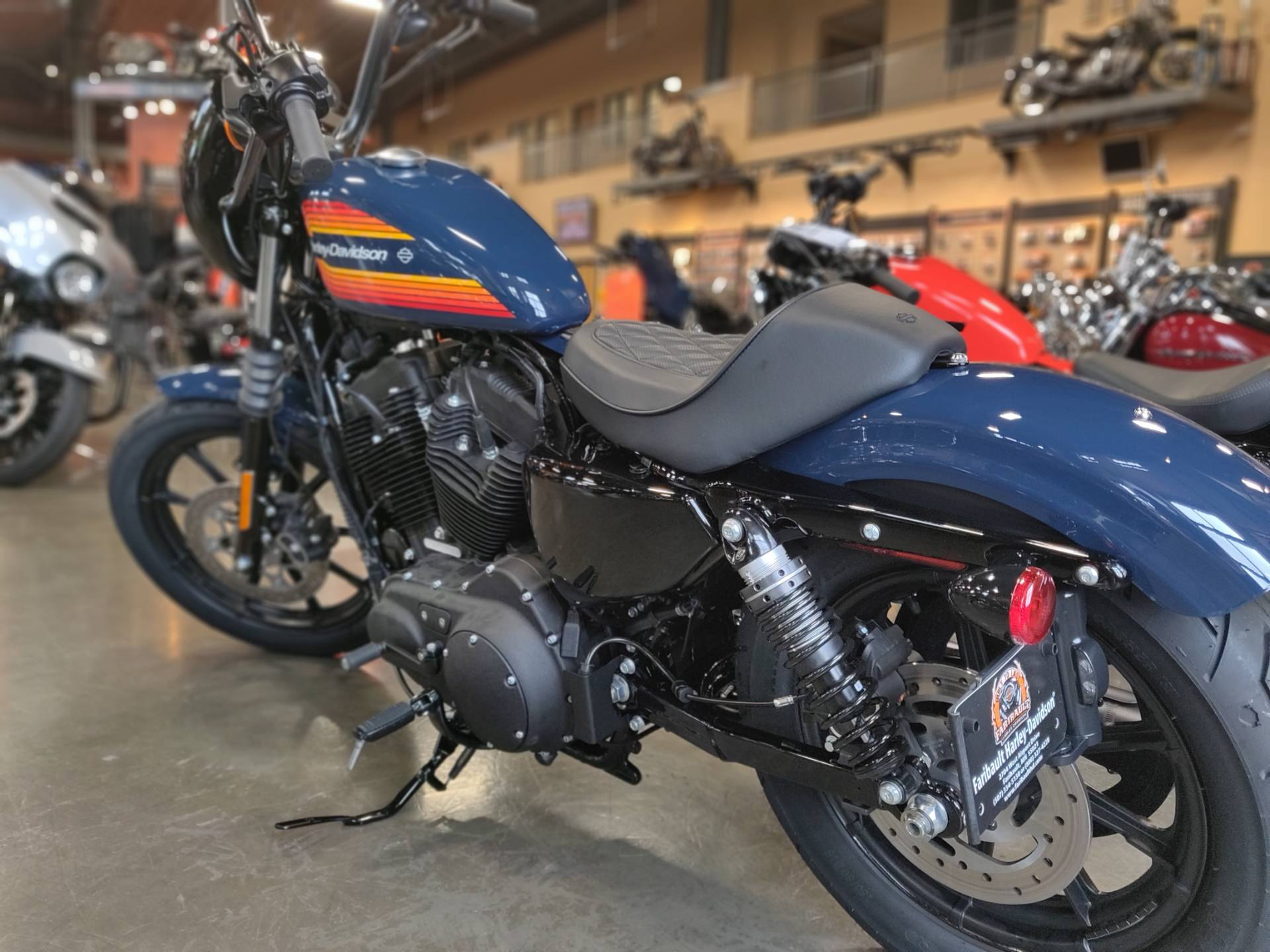 2020 Harley-Davidson Iron 1200™ in Faribault, Minnesota - Photo 2
