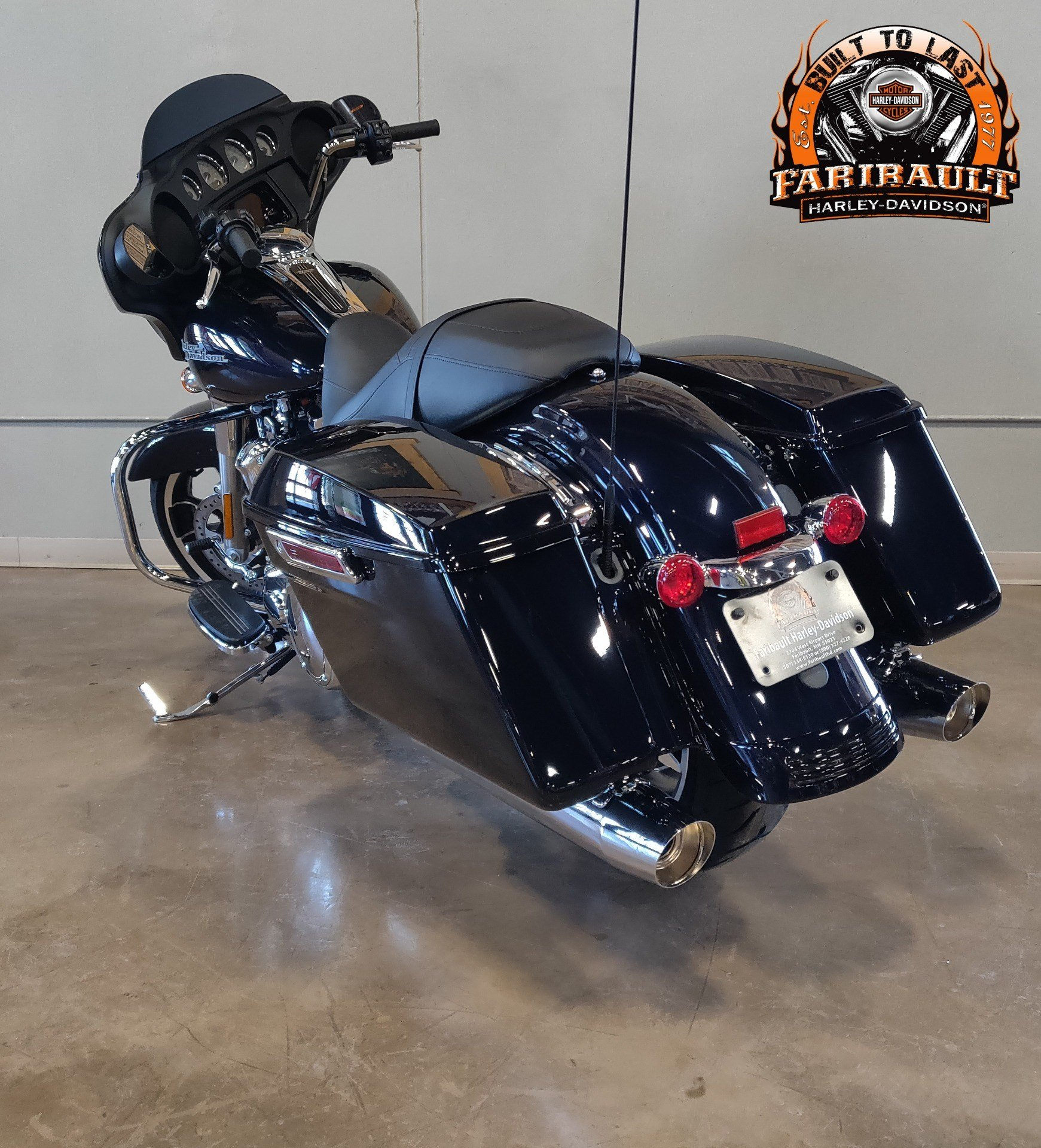 2020 Harley-Davidson Street Glide® in Faribault, Minnesota - Photo 5