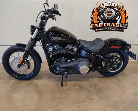 2020 Harley-Davidson Street Bob® in Faribault, Minnesota - Photo 7