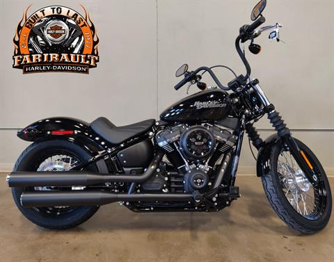 2020 Harley-Davidson Street Bob® in Faribault, Minnesota - Photo 1
