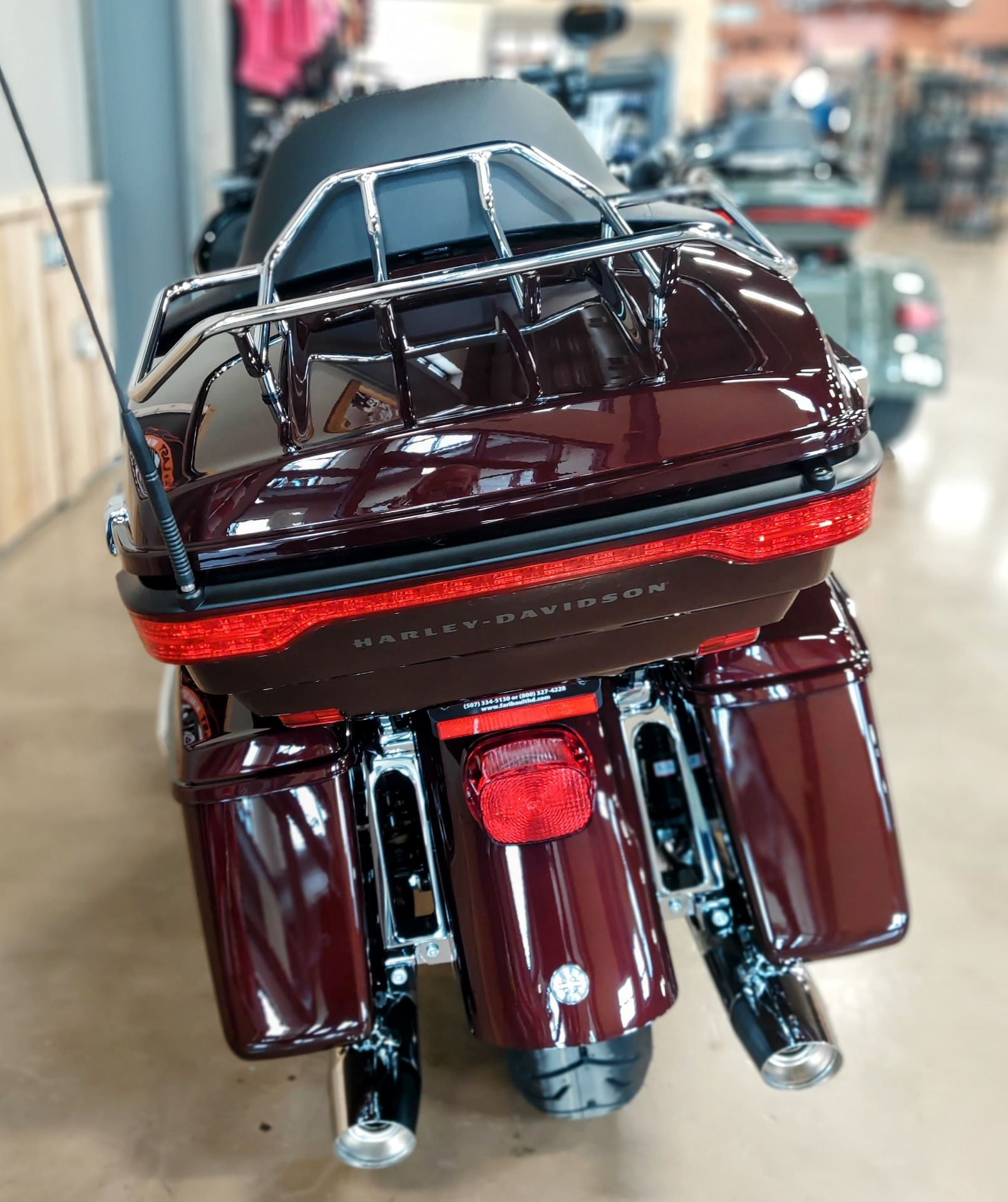 2021 Harley-Davidson Road Glide® Limited in Faribault, Minnesota - Photo 6
