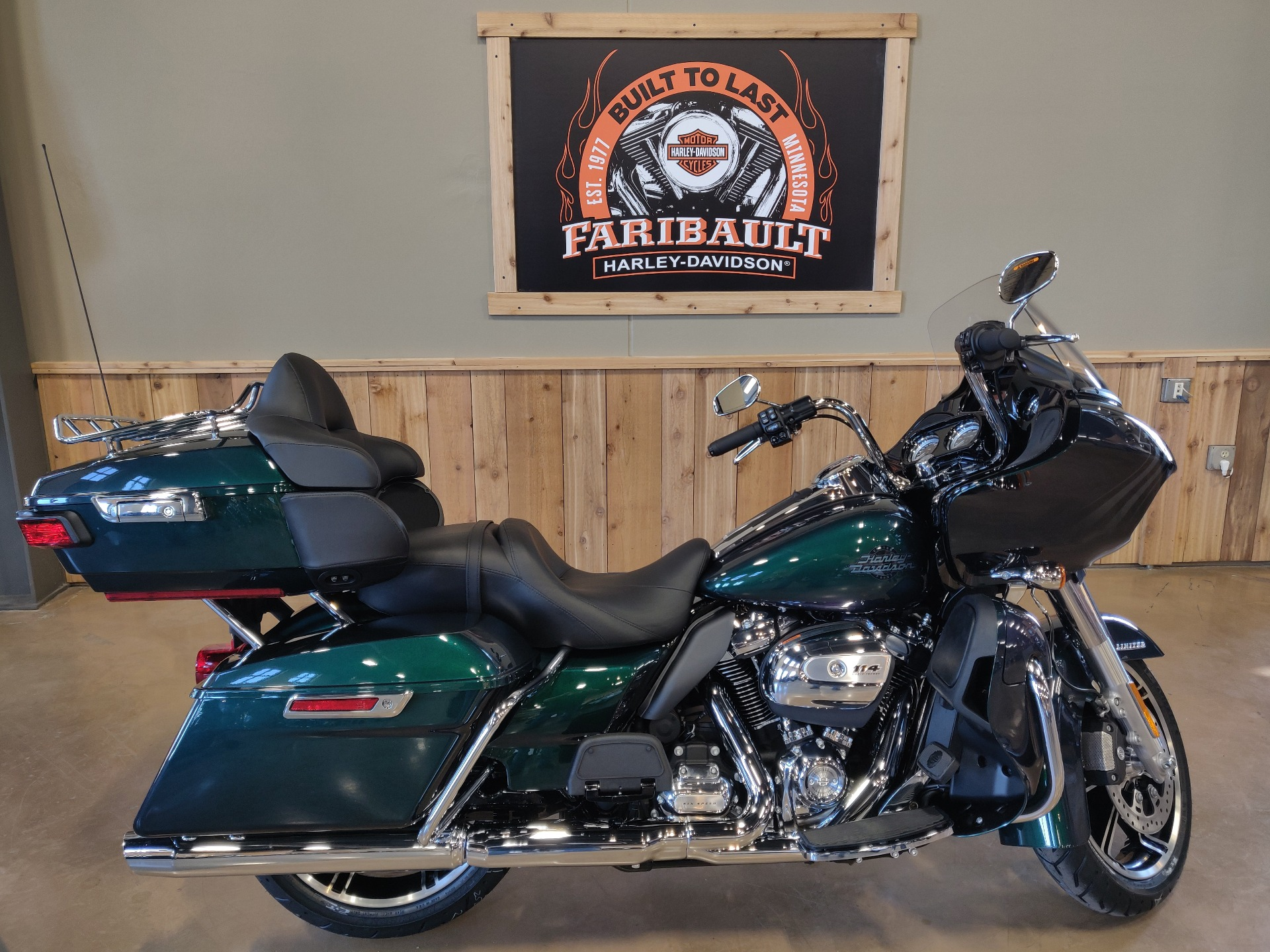 2021 Harley-Davidson Road Glide® Limited in Faribault, Minnesota - Photo 1
