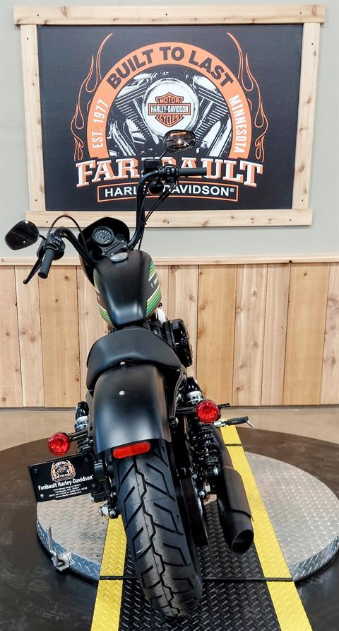 2021 Harley-Davidson Iron 1200™ in Faribault, Minnesota - Photo 7