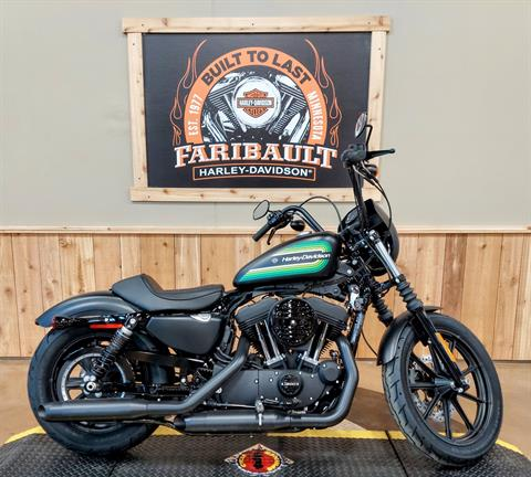 2021 Harley-Davidson Iron 1200™ in Faribault, Minnesota - Photo 1