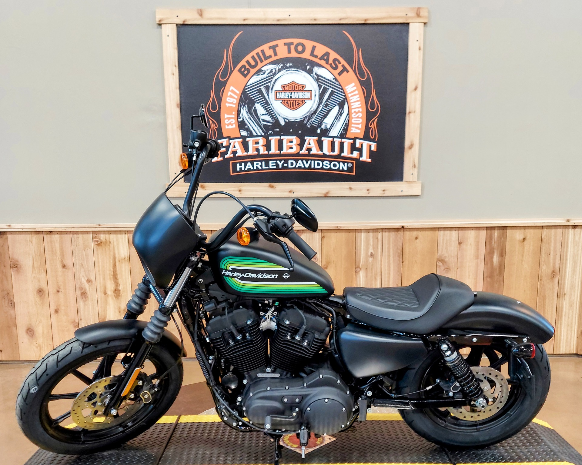 2021 Harley-Davidson Iron 1200™ in Faribault, Minnesota - Photo 5