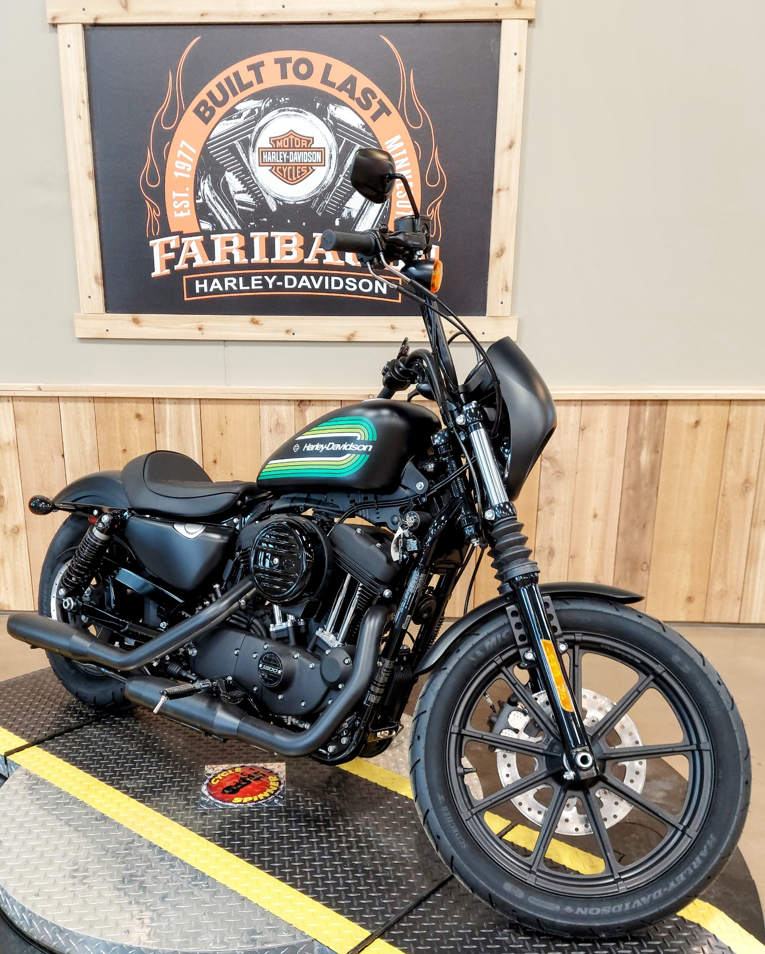2021 Harley-Davidson Iron 1200™ in Faribault, Minnesota - Photo 2