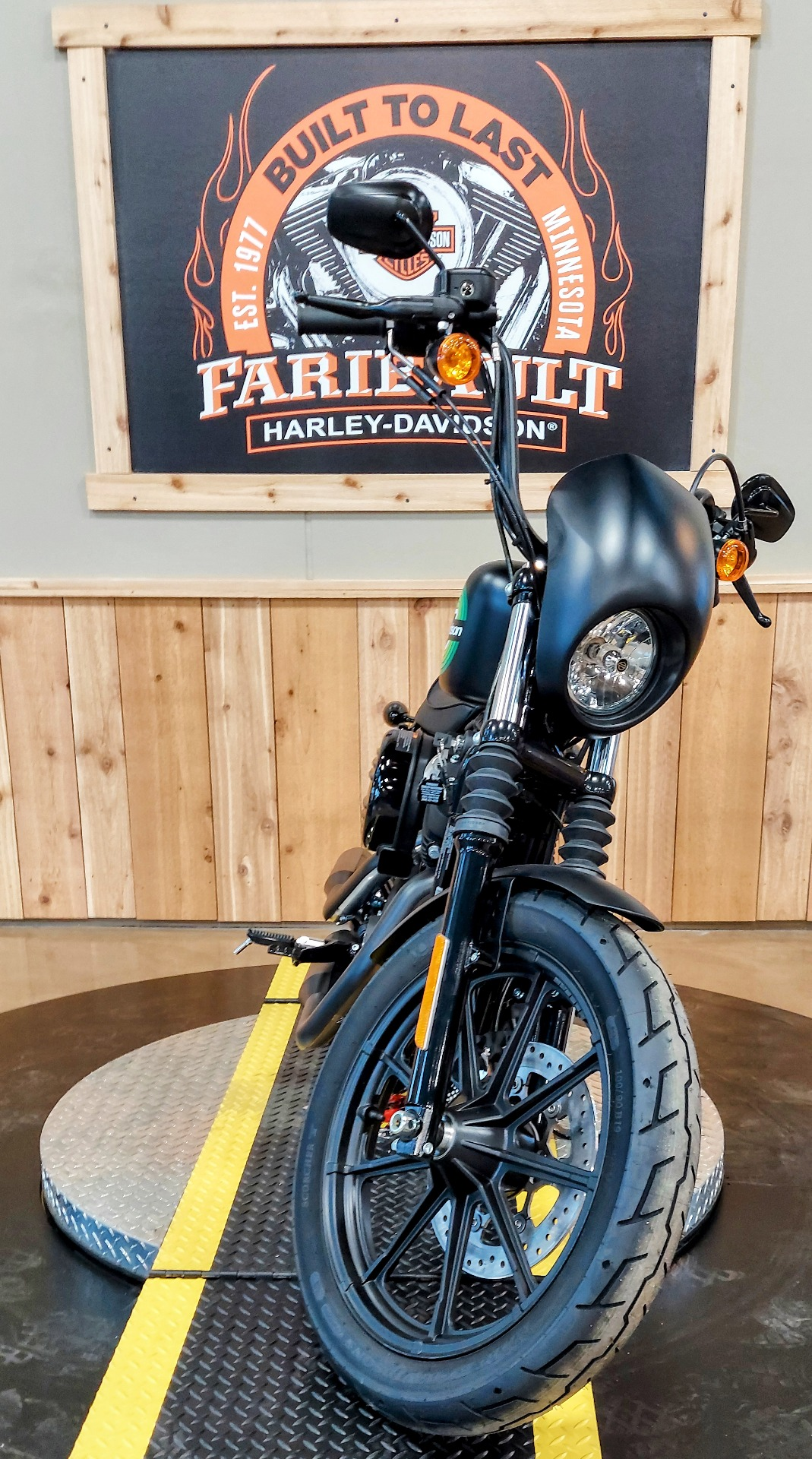 2021 Harley-Davidson Iron 1200™ in Faribault, Minnesota - Photo 3
