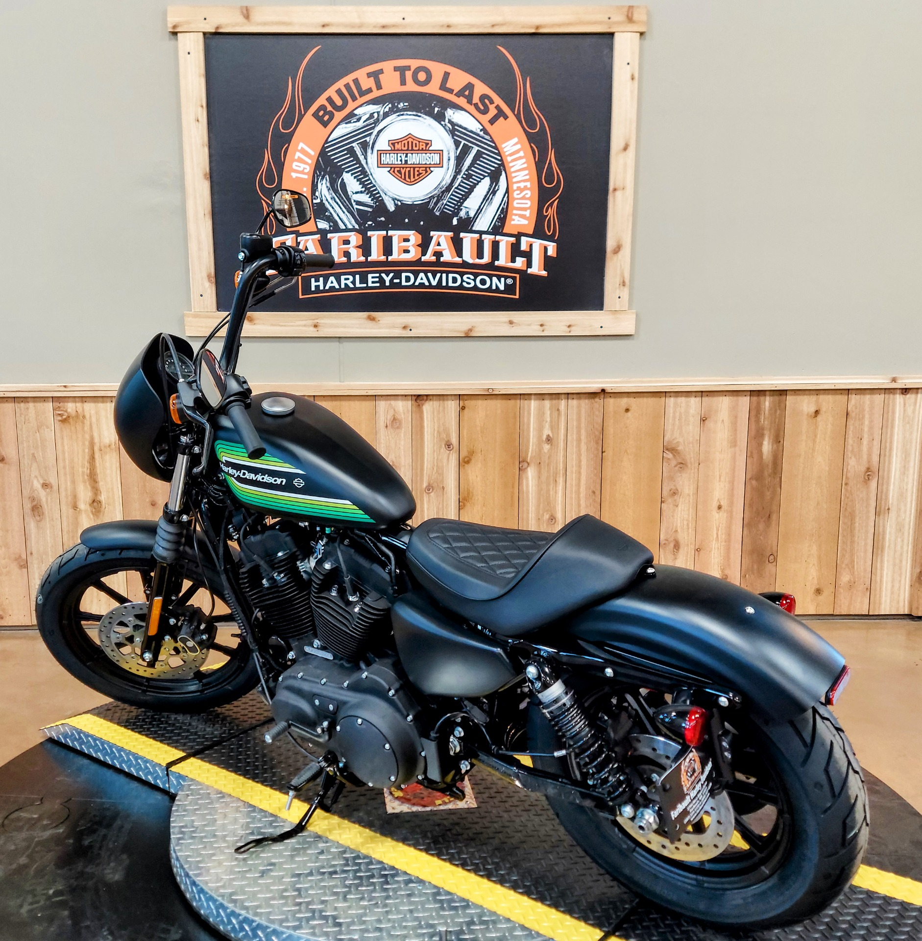 2021 Harley-Davidson Iron 1200™ in Faribault, Minnesota - Photo 6