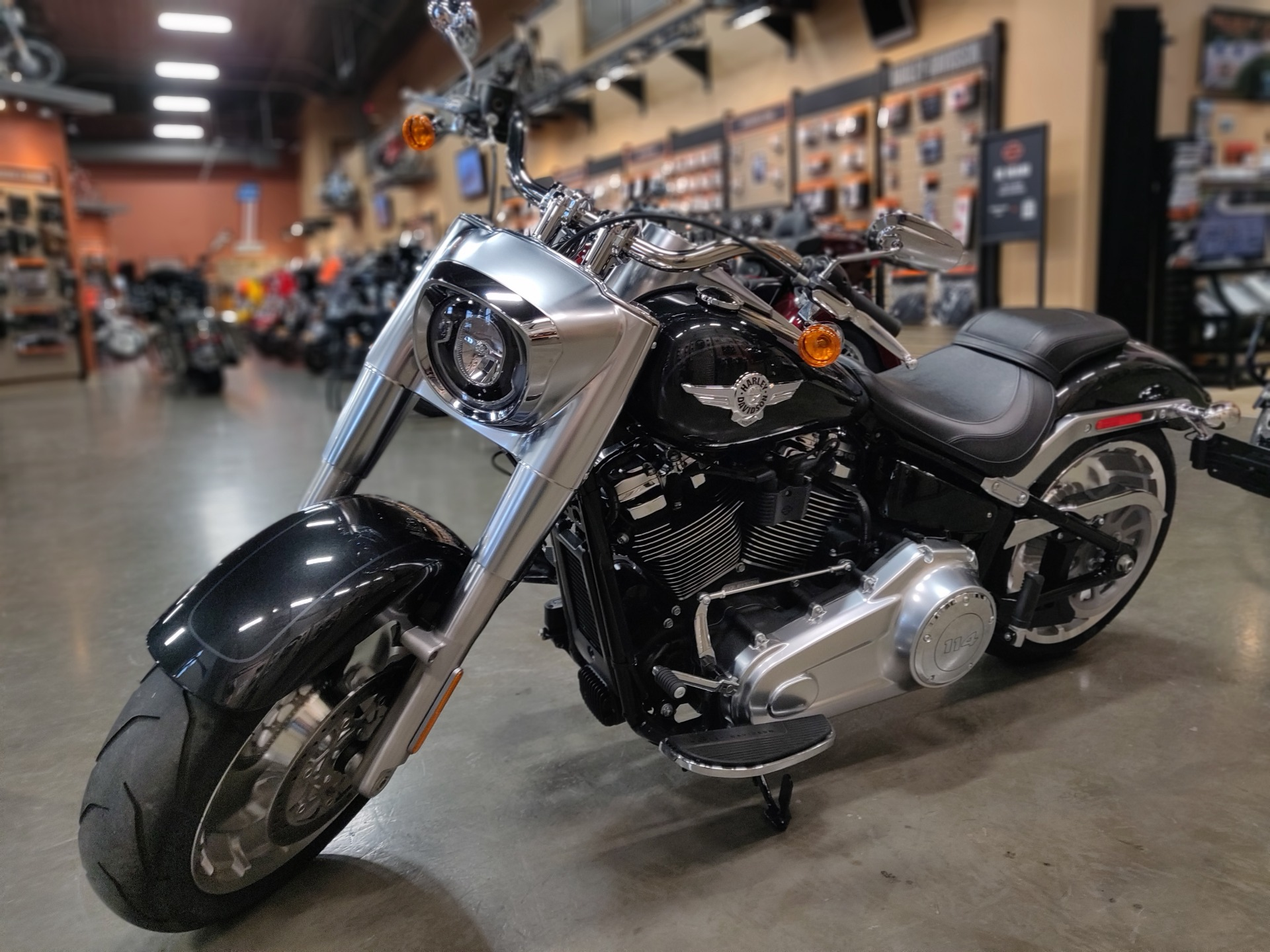 2018 Harley-Davidson Fat Boy® 114 in Faribault, Minnesota - Photo 2