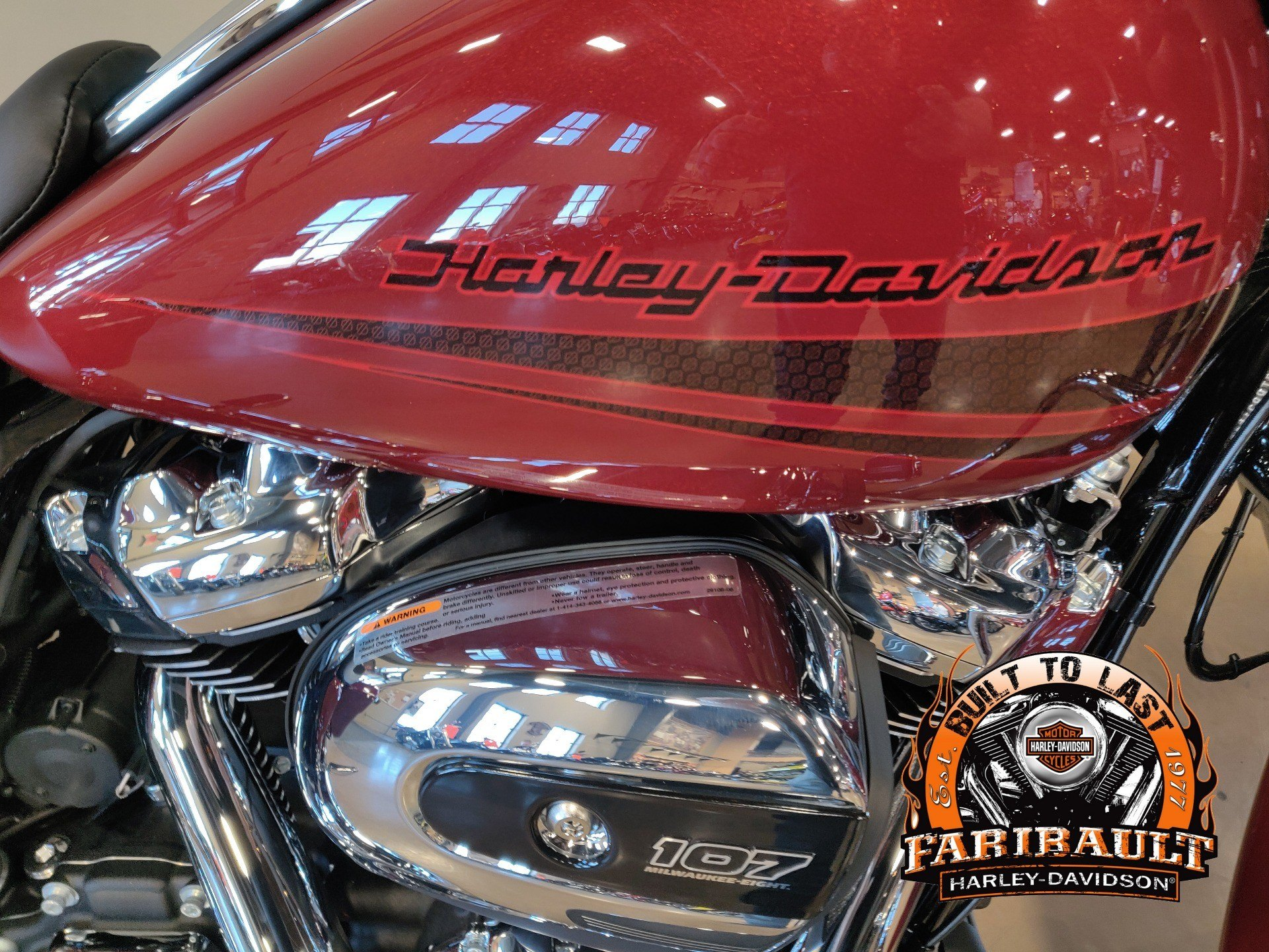 2020 Harley-Davidson Street Glide® in Faribault, Minnesota - Photo 9