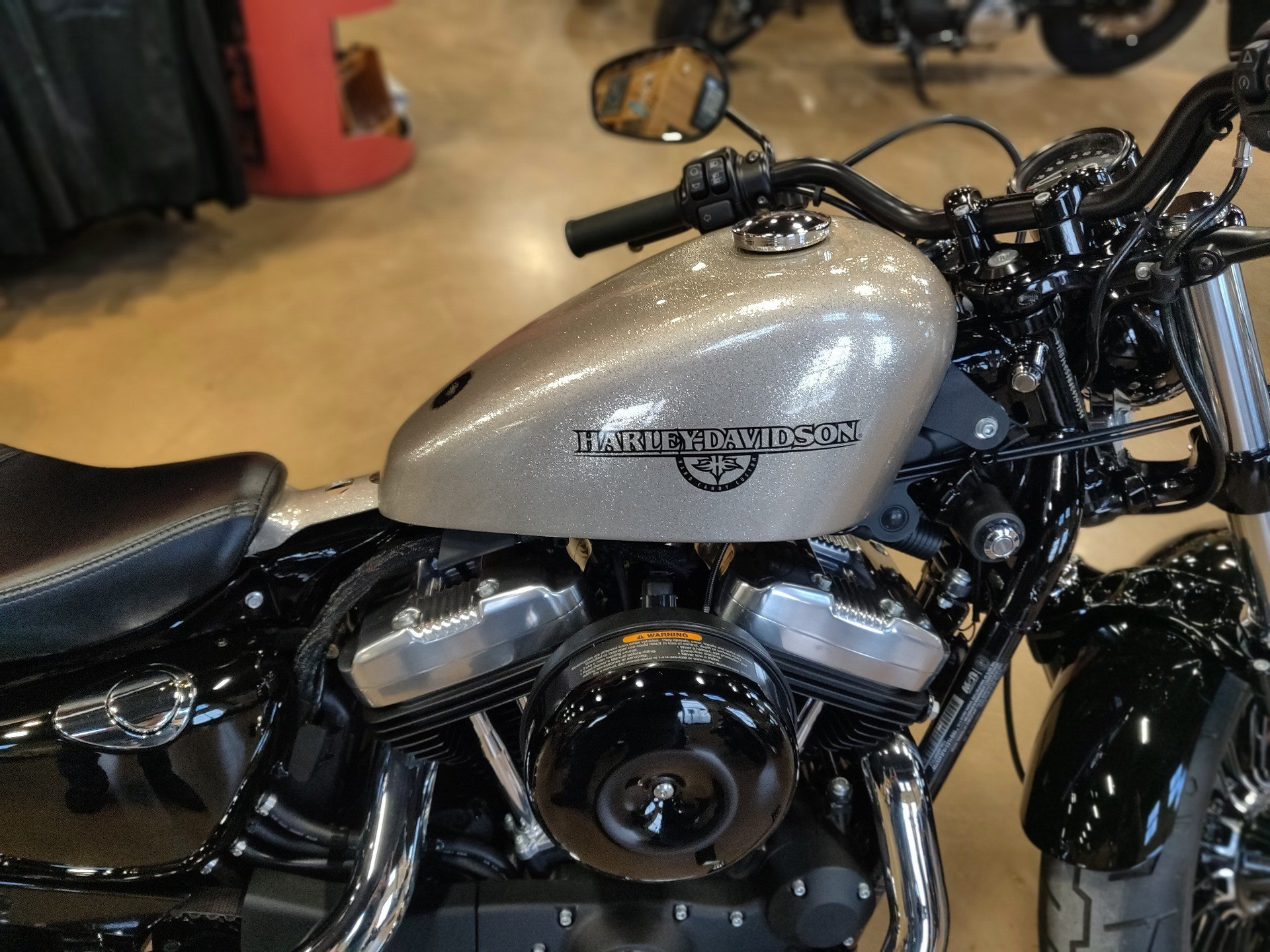 2018 Harley-Davidson Forty-Eight® in Faribault, Minnesota - Photo 6