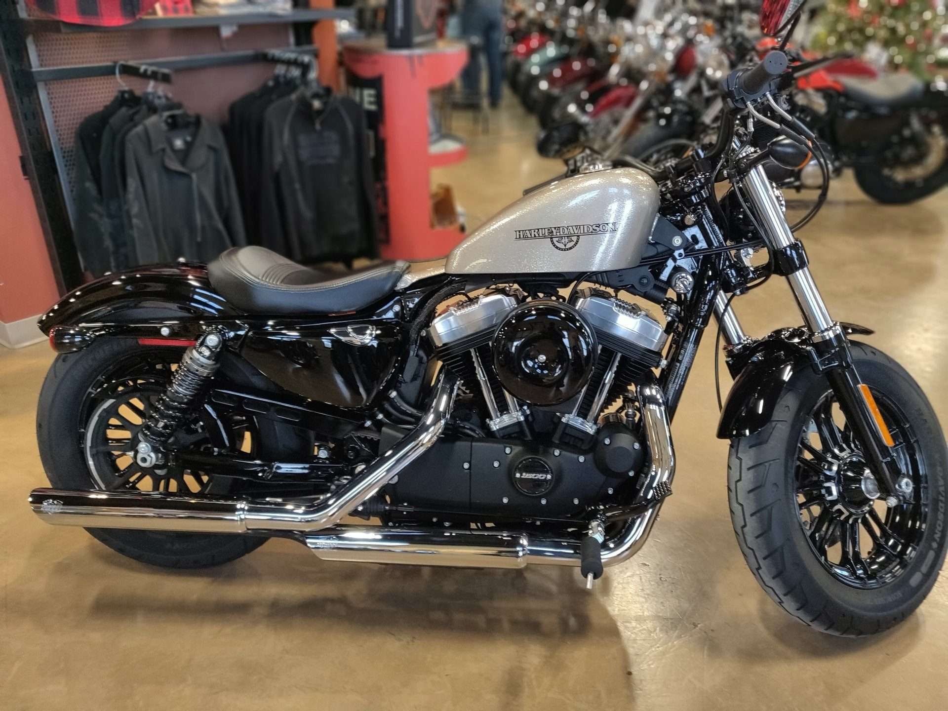 2018 Harley-Davidson Forty-Eight® in Faribault, Minnesota - Photo 1