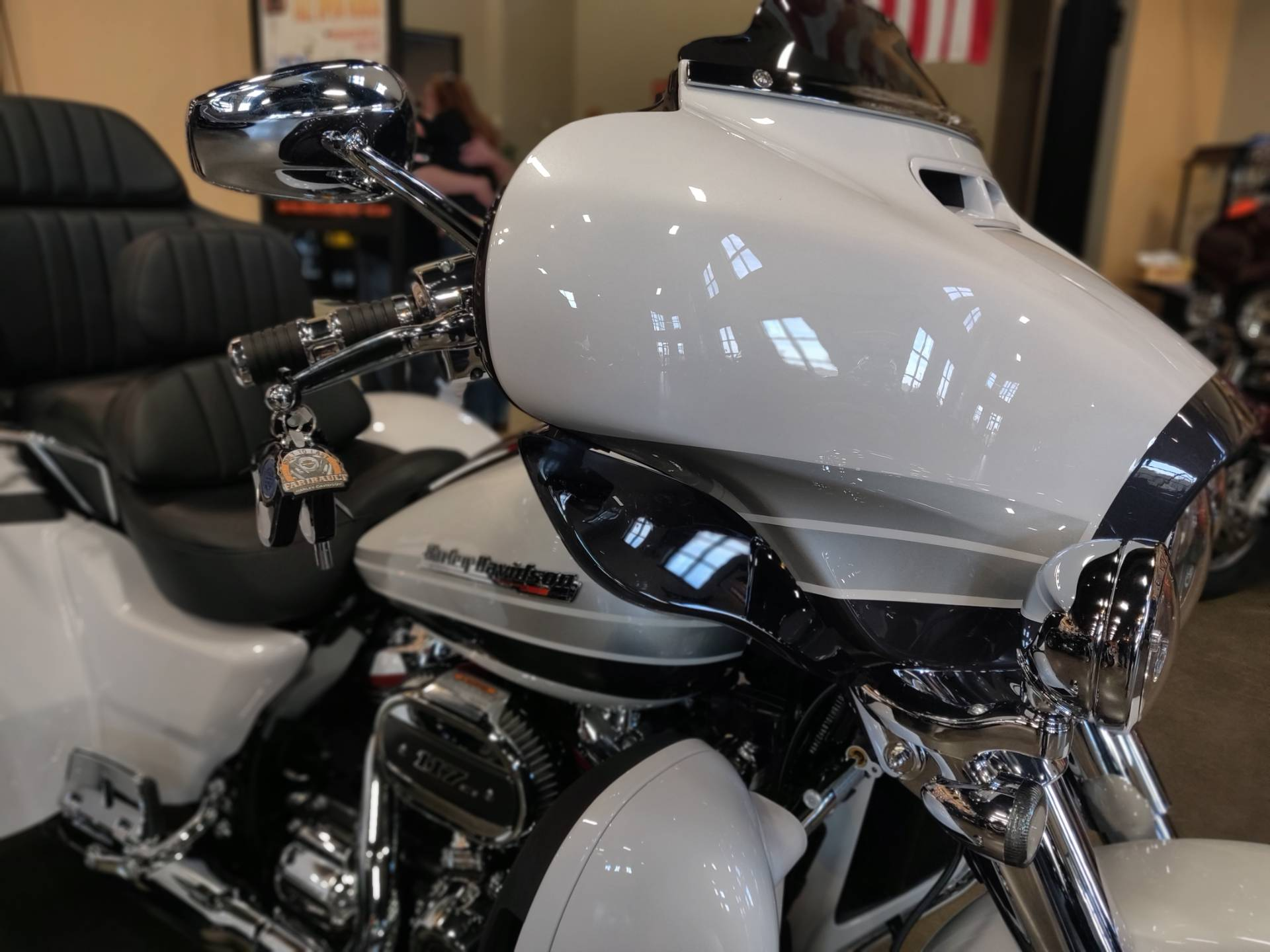2020 Harley-Davidson CVO™ Tri Glide® in Faribault, Minnesota - Photo 10