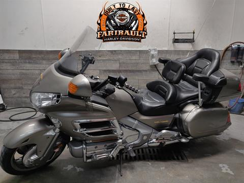 2002 Honda Gold Wing in Faribault, Minnesota - Photo 5