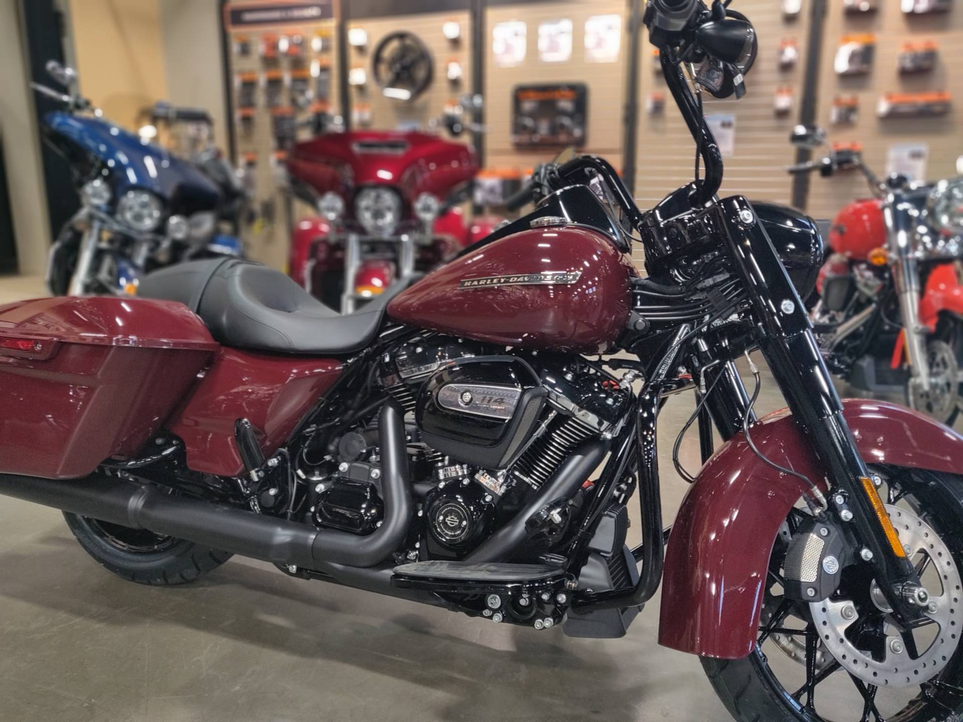 2020 Harley-Davidson Road King® Special in Faribault, Minnesota - Photo 1