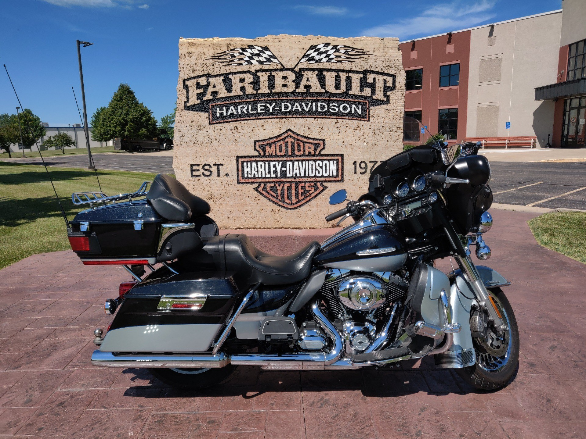2012 Harley-Davidson Electra Glide® Ultra Limited in Faribault, Minnesota - Photo 1